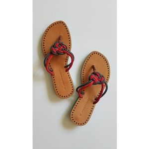 Anthropologie | Lucky Penny Sandals